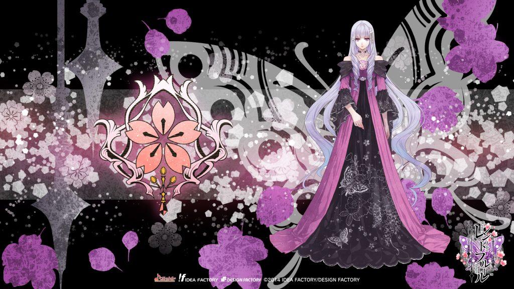 Reine Des Fleurs Full HD Wallpaper