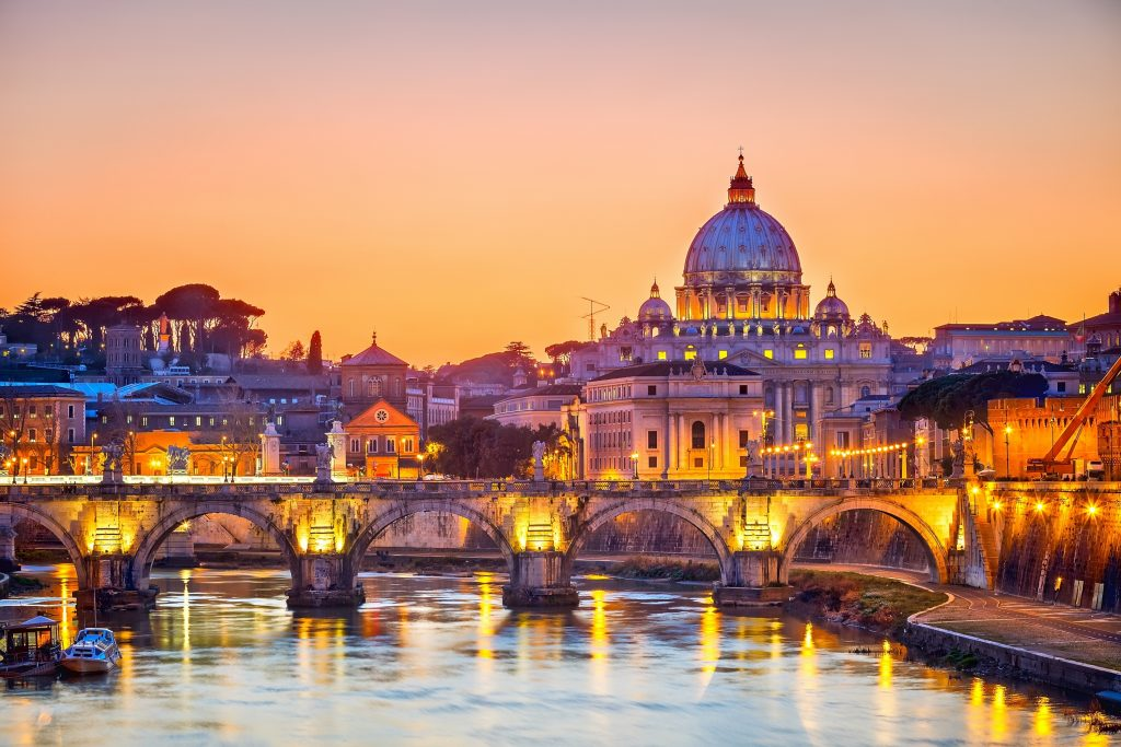 Rome Background