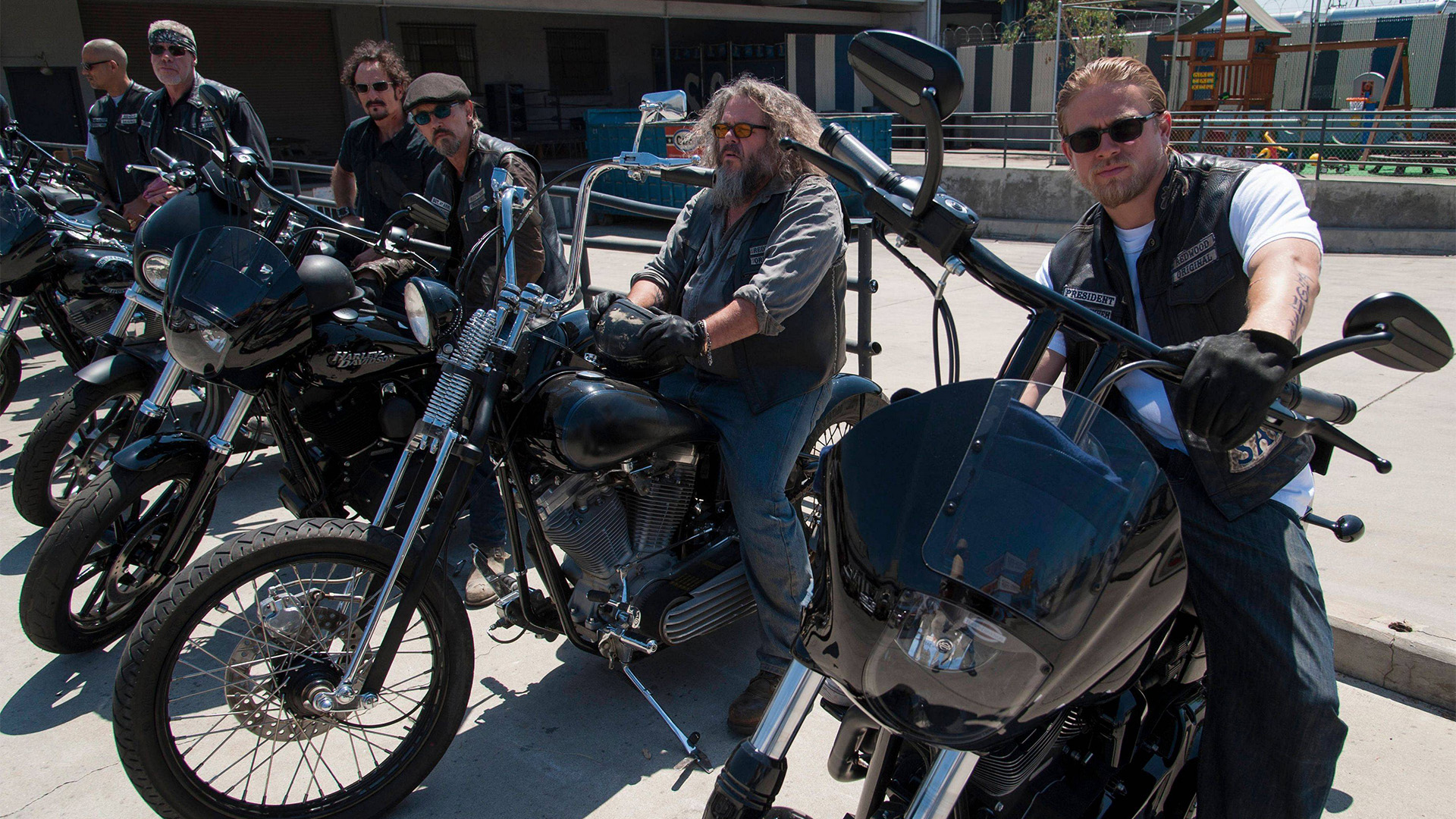 Sons Of Anarchy Wallpapers Pictures Images