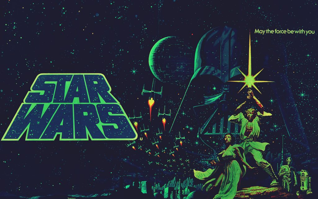 Star Wars Episode IV: A New Hope Widescreen Wallpaper