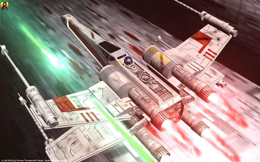 Star Wars Episode IV: A New Hope Wallpaper