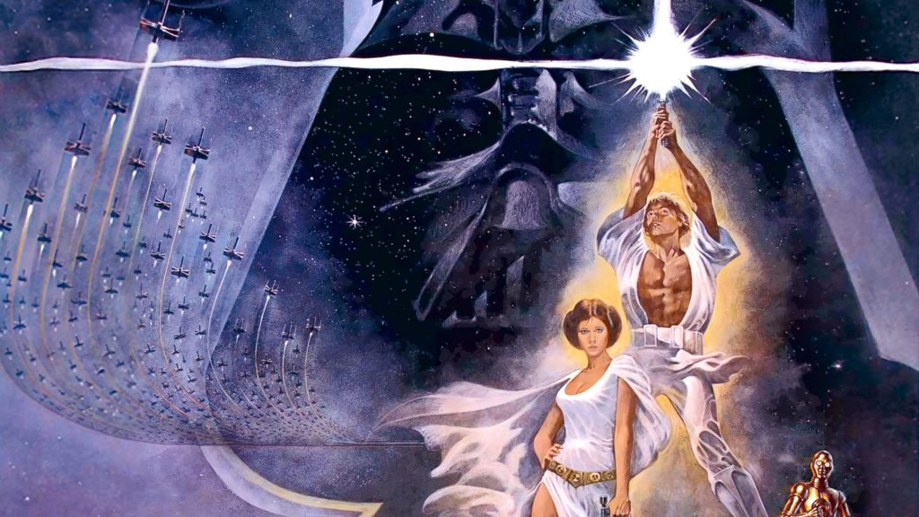Star Wars Episode IV: A New Hope Full HD Wallpaper