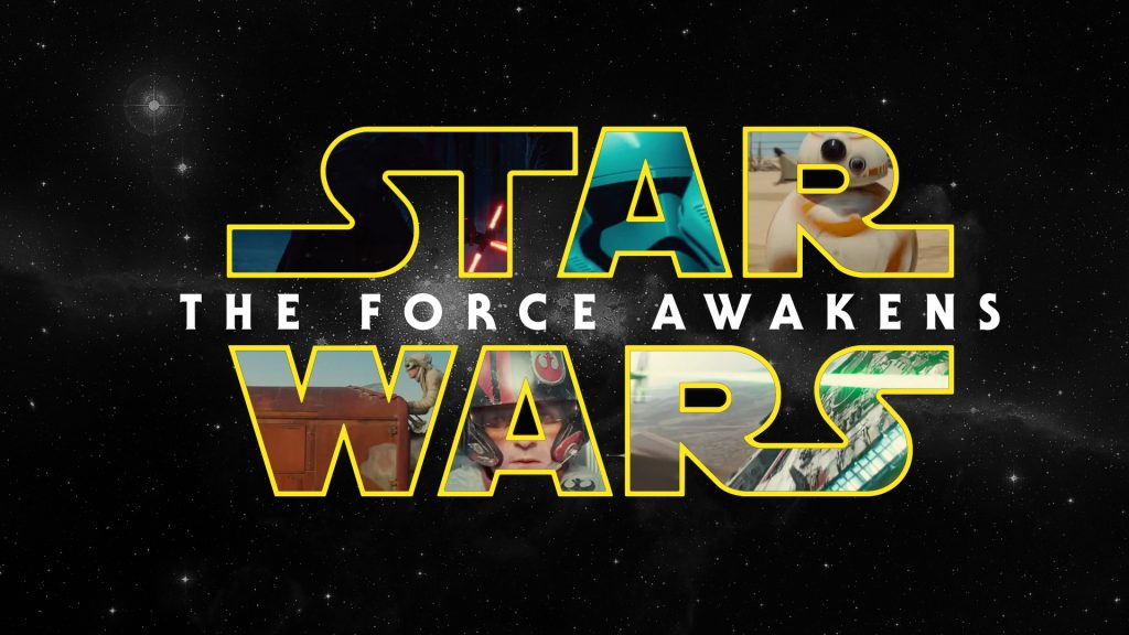 Star Wars Episode VII: The Force Awakens Full HD Wallpaper