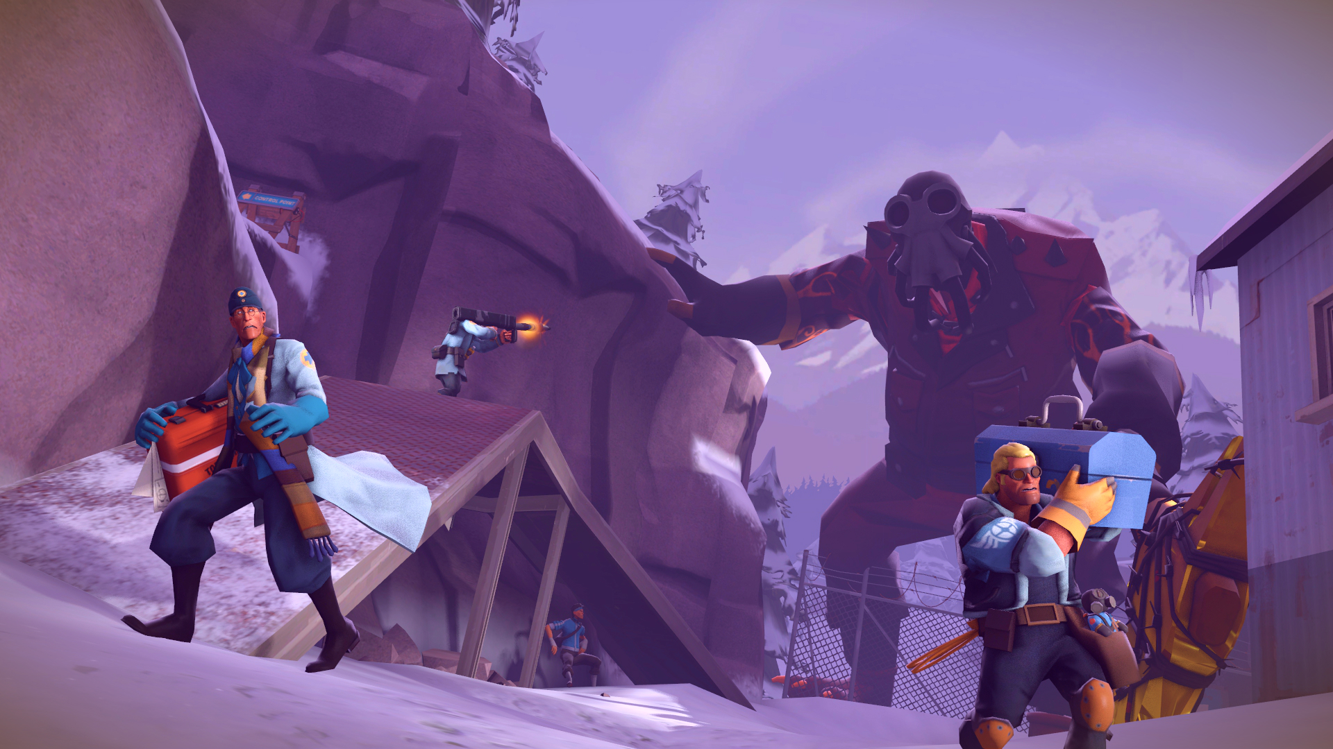Team Fortress 2 Wallpapers, Pictures, Images