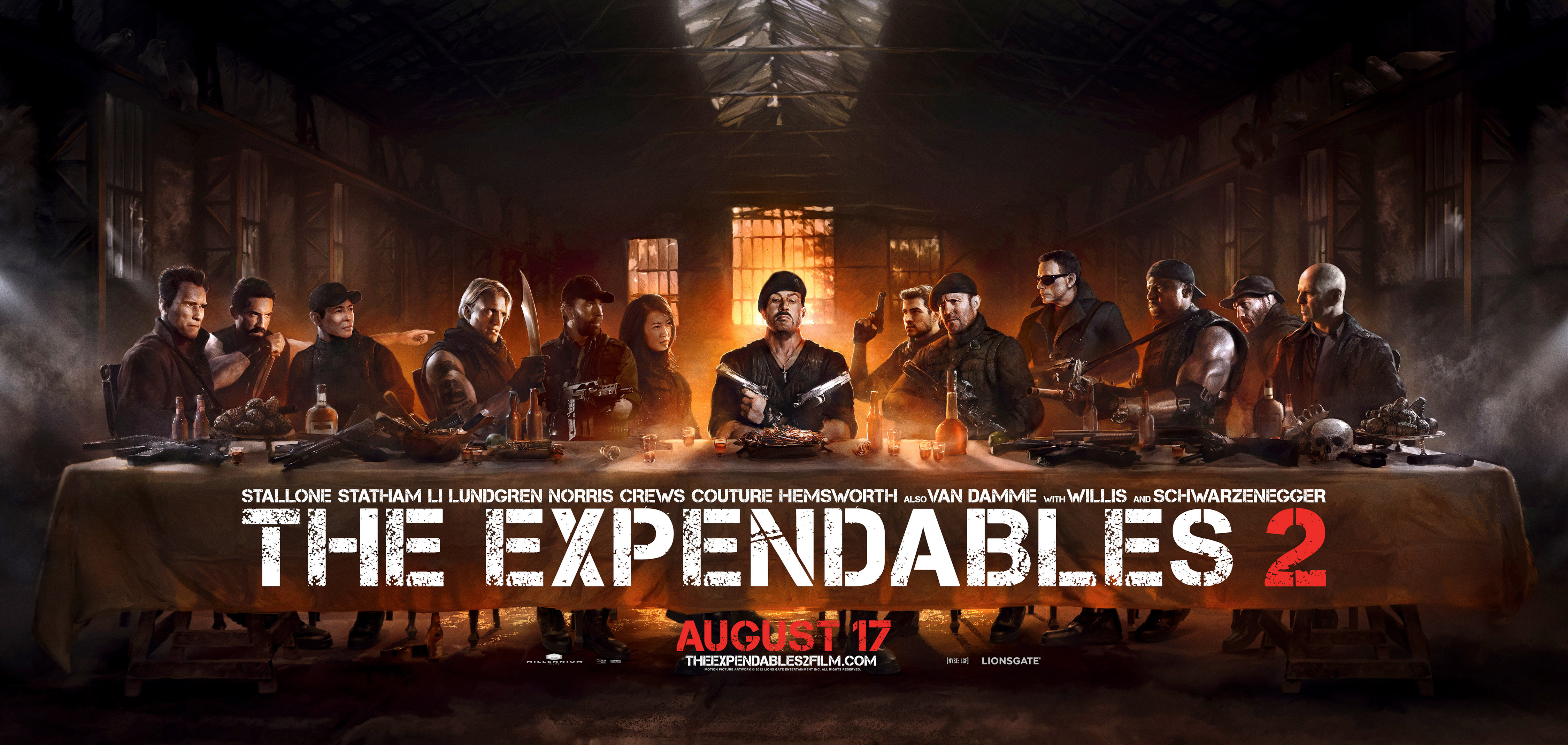 the expendables 2 wallpapers, pictures, images