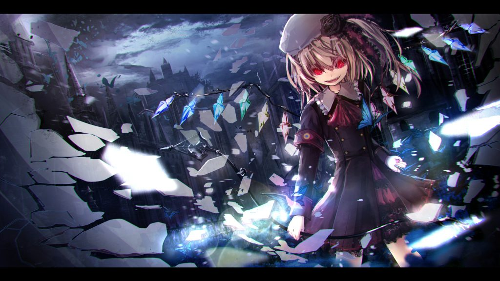 Touhou Full HD Wallpaper