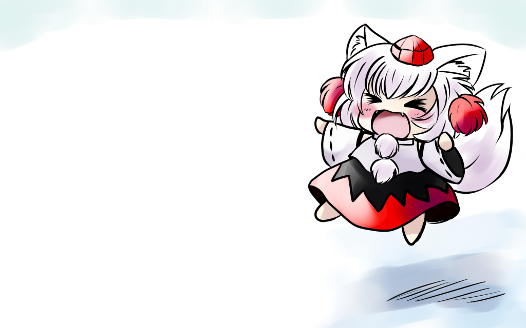Touhou Widescreen Wallpaper