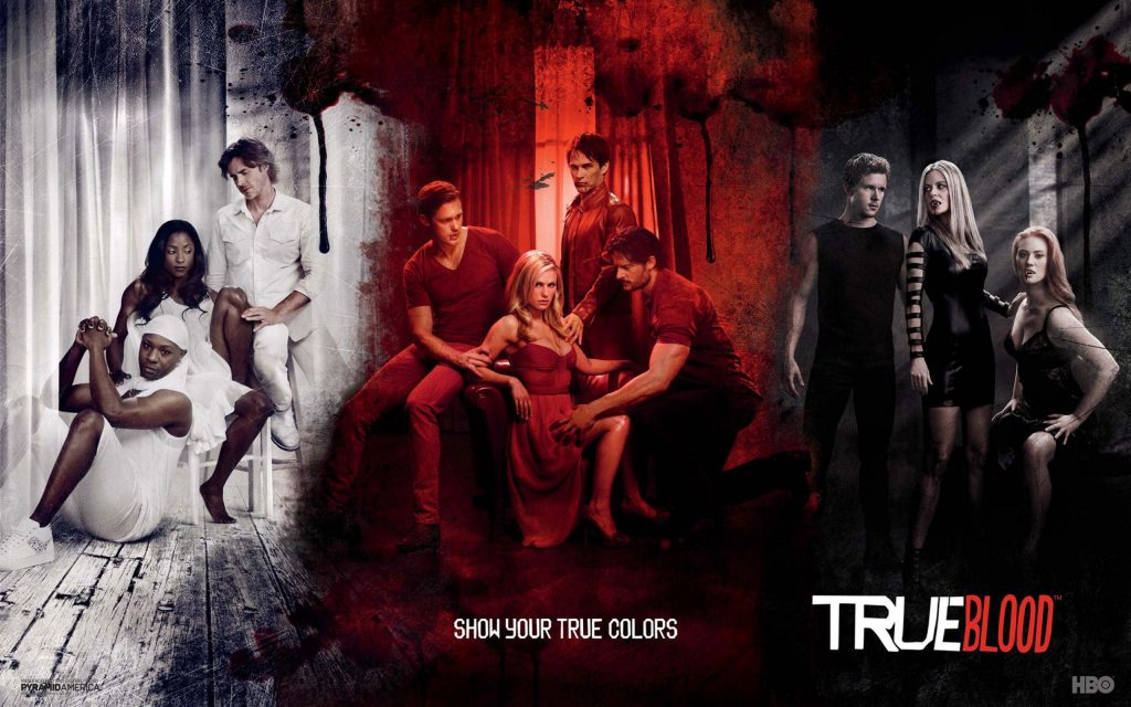 True Blood Widescreen Wallpaper