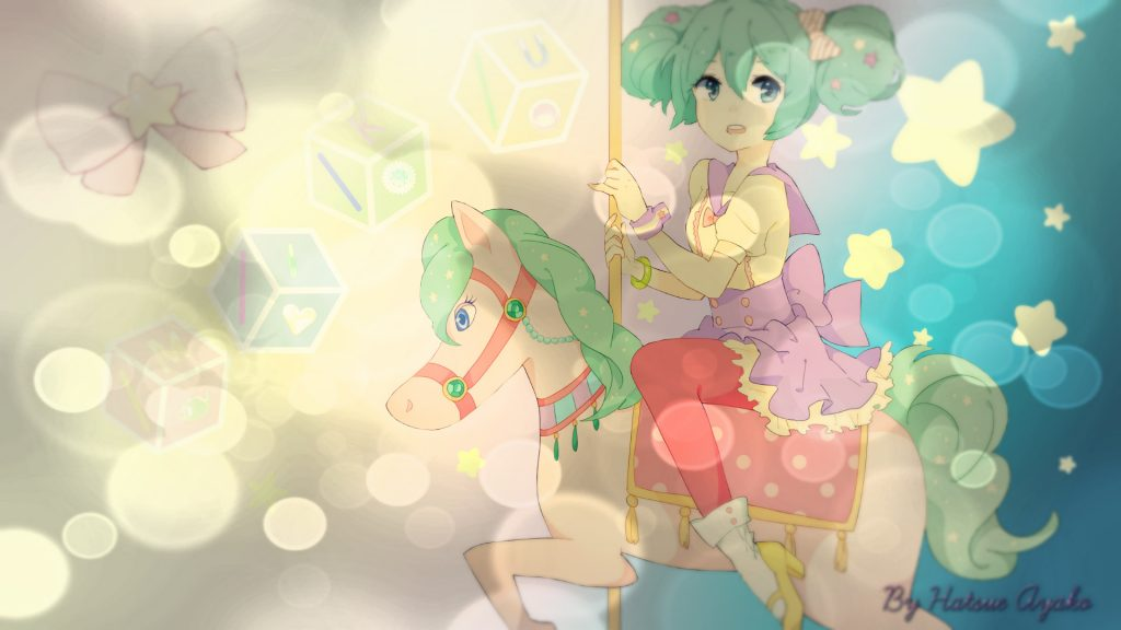 Vocaloid Full HD Wallpaper