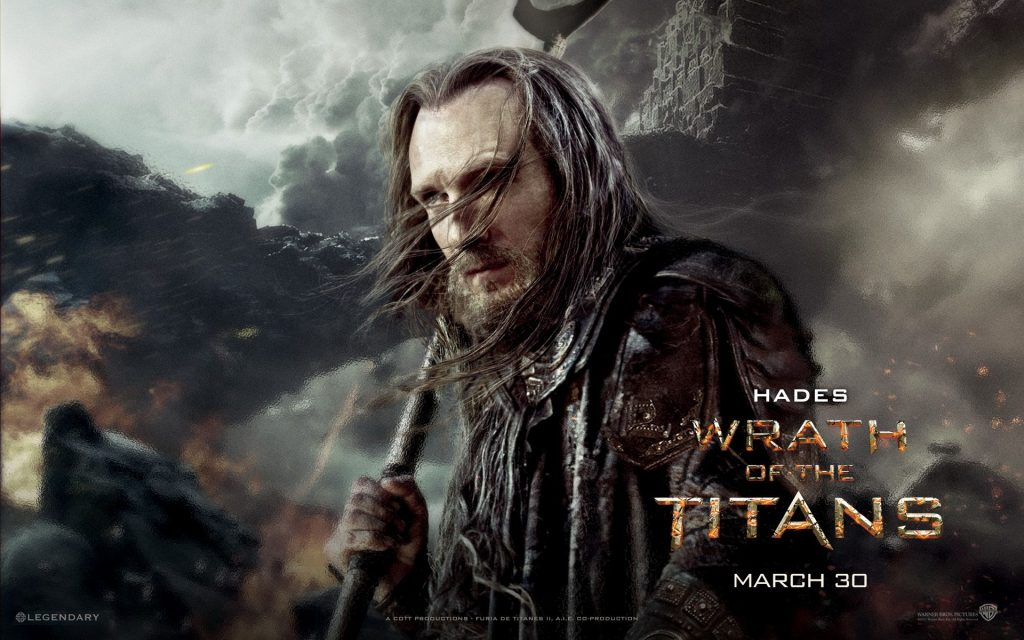 Wrath Of The Titans Widescreen Wallpaper