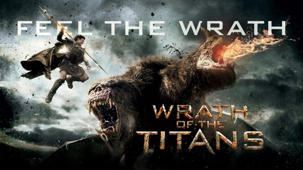 Wrath Of The Titans Full HD Wallpaper