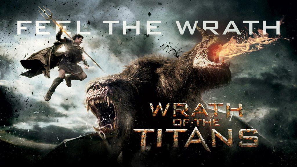 Wrath Of The Titans Full HD Wallpaper