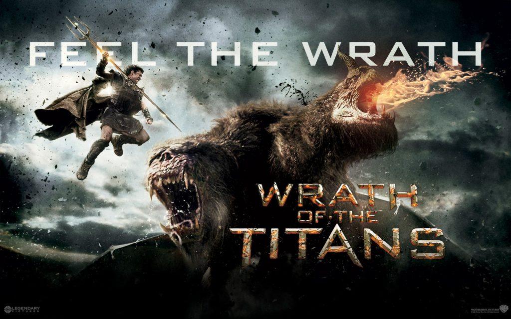 Wrath Of The Titans Widescreen Wallpaper