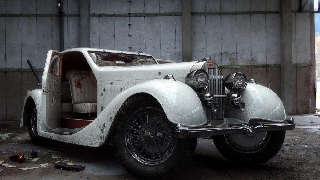 Bugatti Full HD Wallpaper