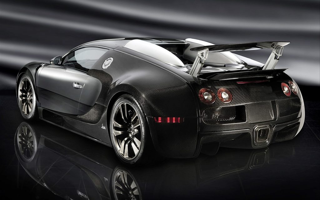Bugatti Widescreen Wallpaper