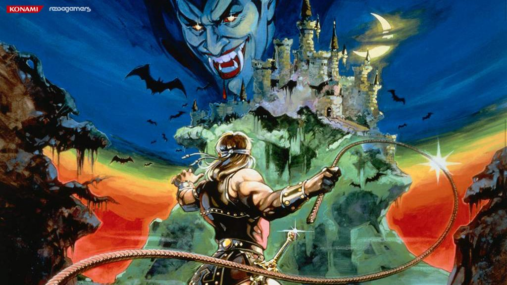 Castlevania Full HD Wallpaper
