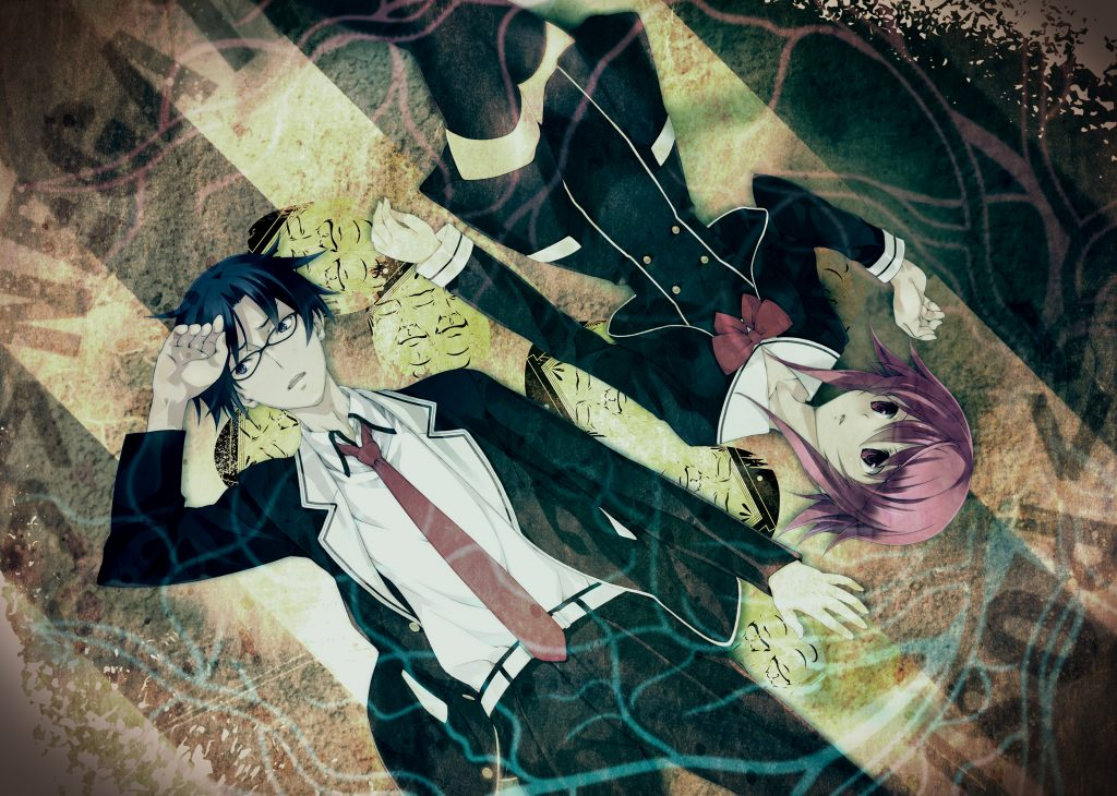 ChaoS;Child Wallpaper