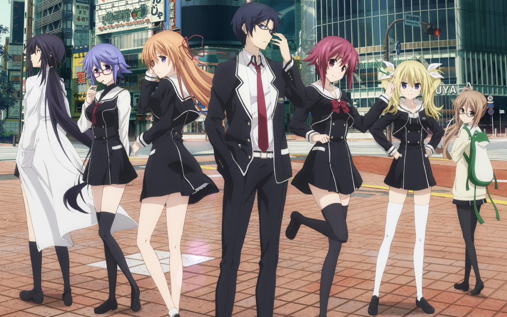 ChaoS;Child Widescreen Wallpaper