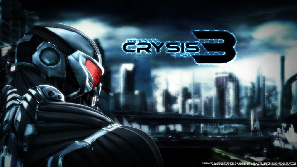 Crysis 3 Full HD Wallpaper