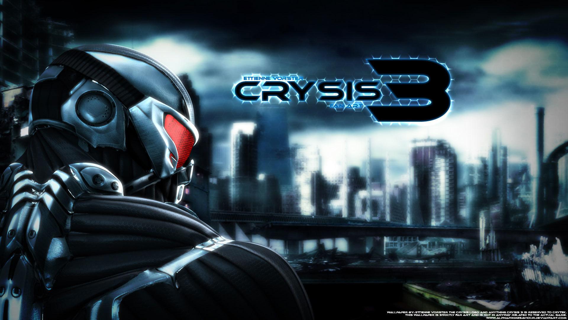 Crysis 3 Full HD Wallpaper