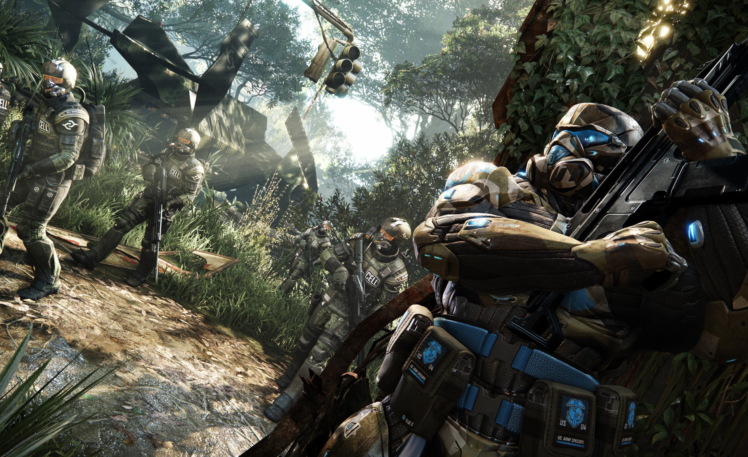 Crysis 3 Wallpapers, Pictures, Images