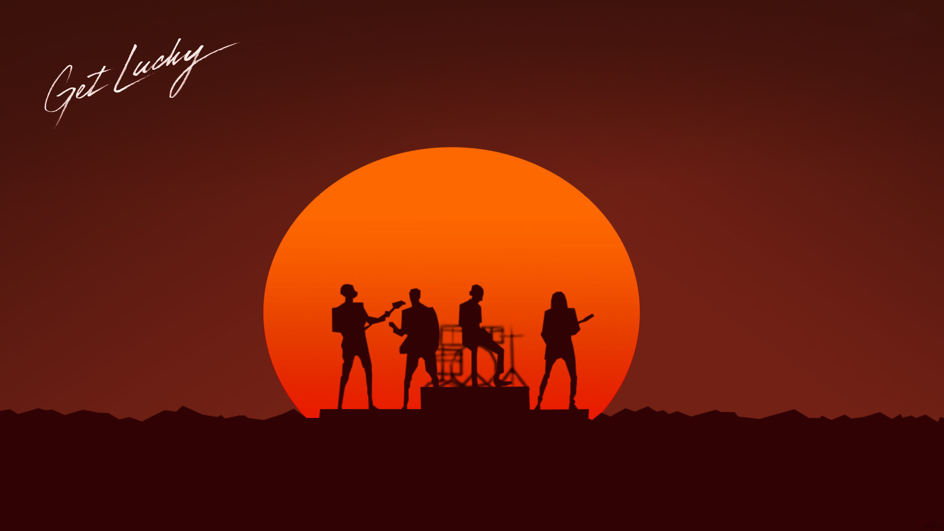 Hd Music Wallpapers For Android Group 62: Daft Punk Wallpapers, Pictures, Images