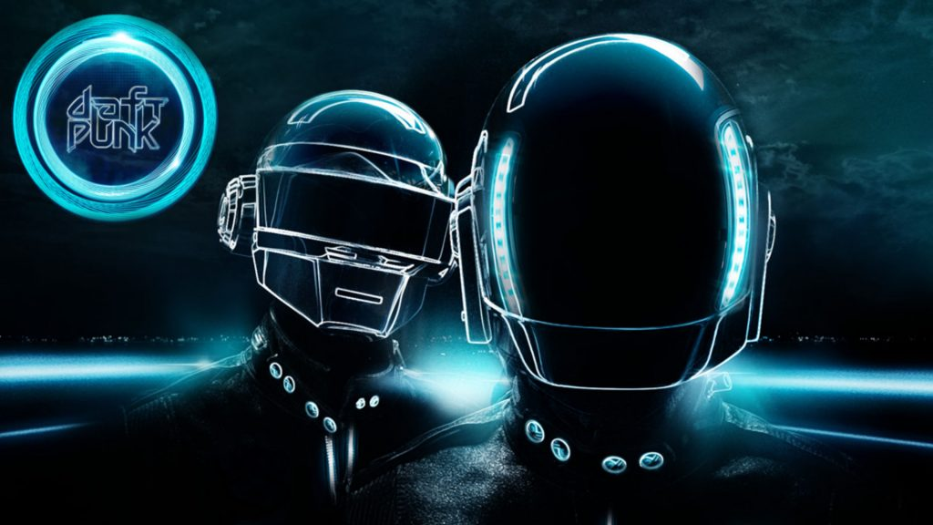 Daft Punk Full HD Wallpaper