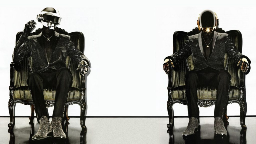 Daft Punk Full HD Wallpaper
