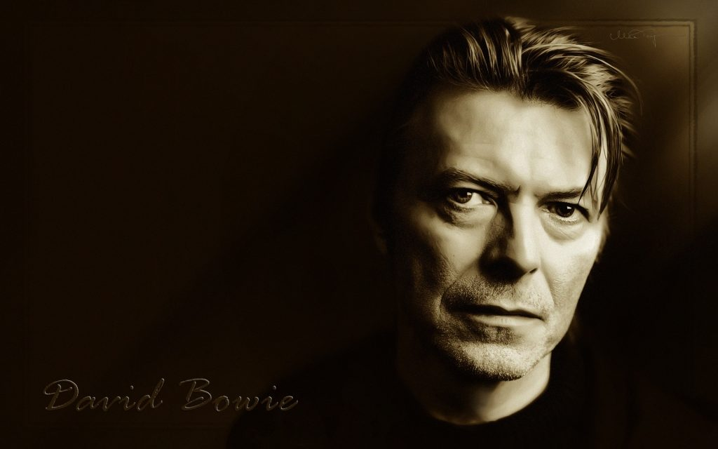 David Bowie Widescreen Wallpaper