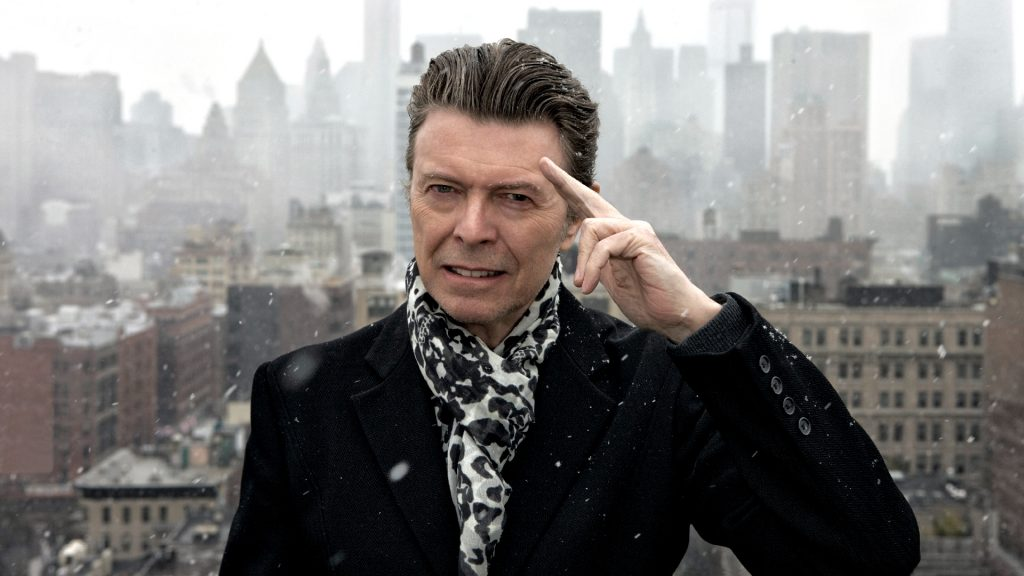 David Bowie Full HD Wallpaper