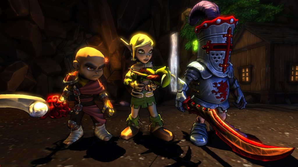 Dungeon Defenders Full HD Wallpaper