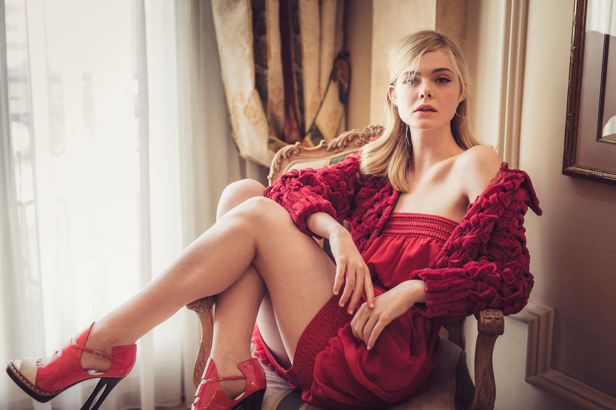 Elle Fanning-Led Catherine the Great Series Gets