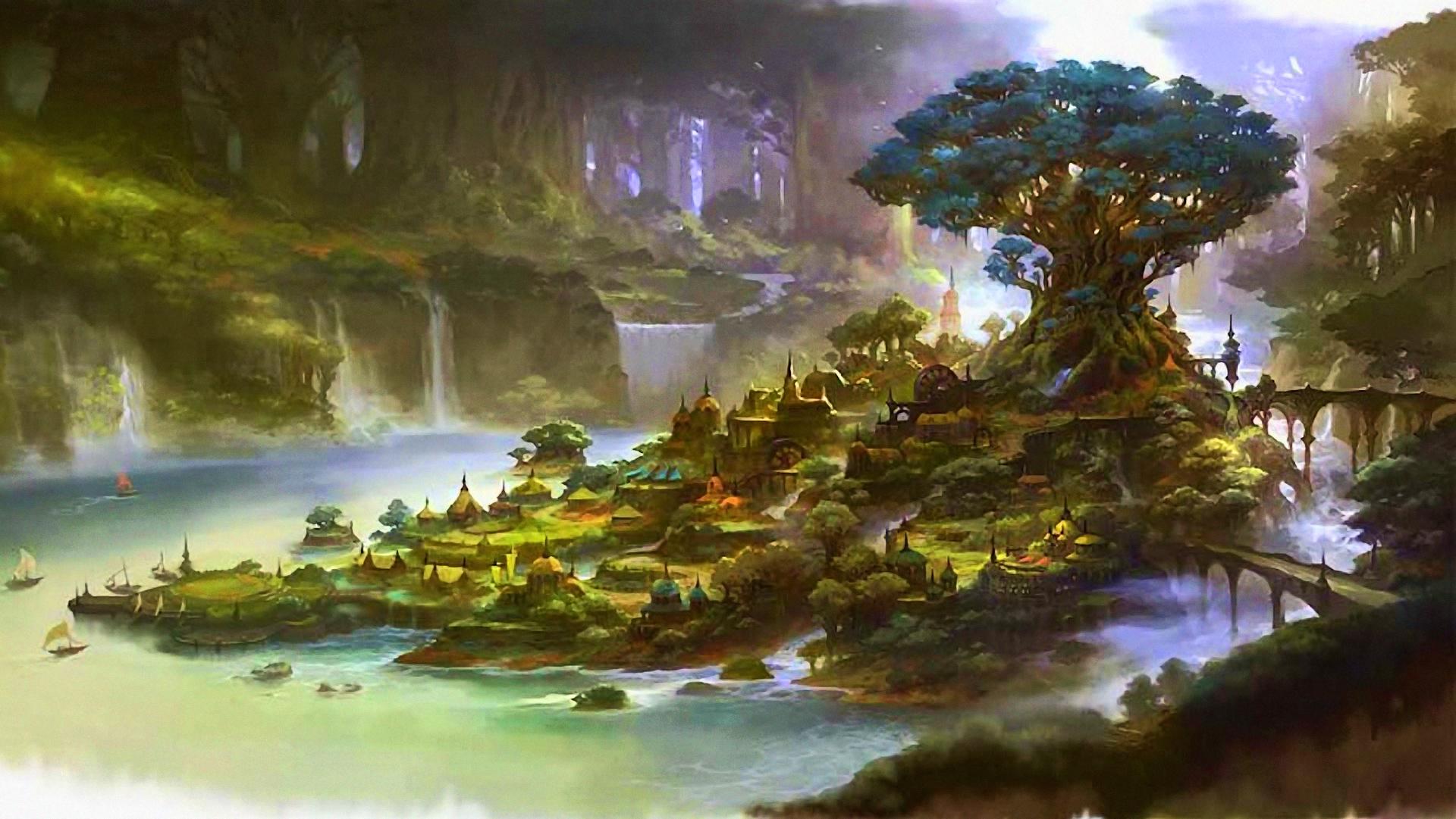Final fantasy xiv wallpapers pictures images - Fantasy desktop pictures ...