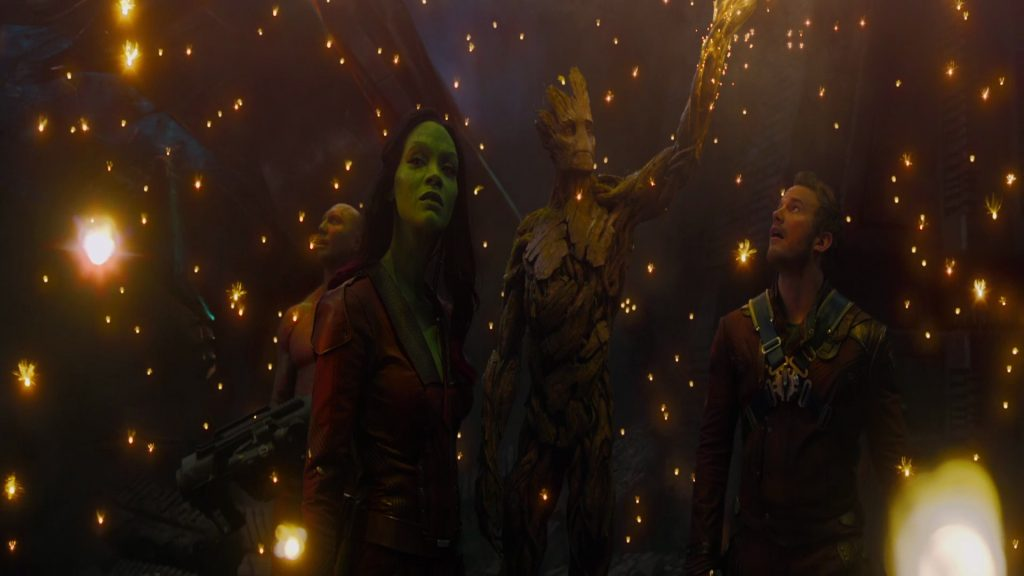 Guardians Of The Galaxy Full HD Wallpaper
