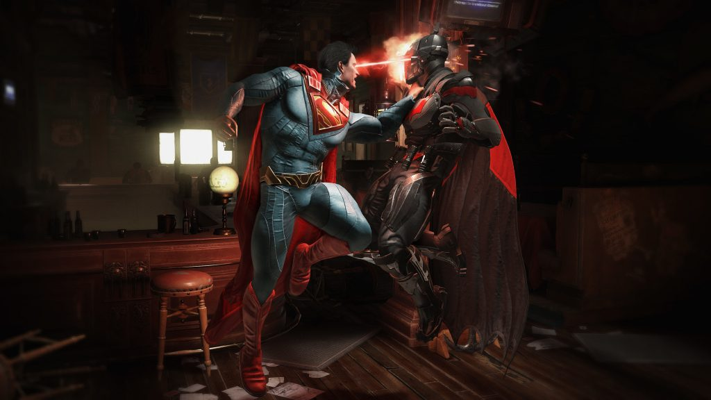 Injustice 2 4K UHD Wallpaper