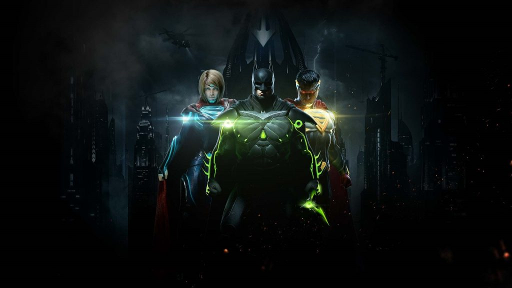 Injustice 2 Full HD Wallpaper