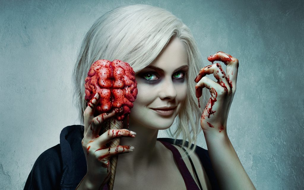 IZombie Widescreen Wallpaper