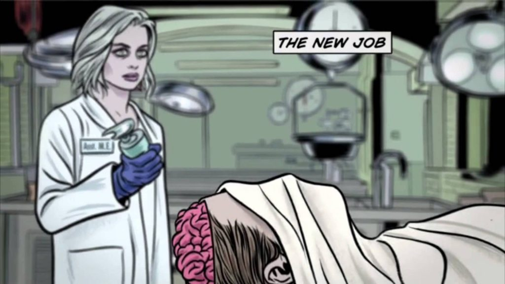 IZombie Full HD Wallpaper