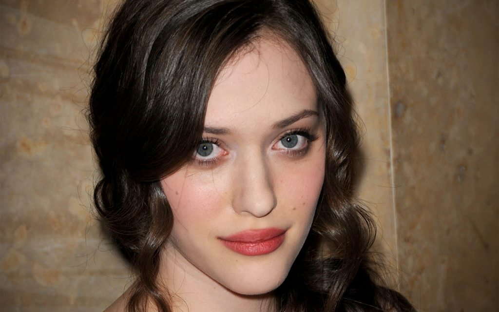 Kat Dennings Widescreen Wallpaper