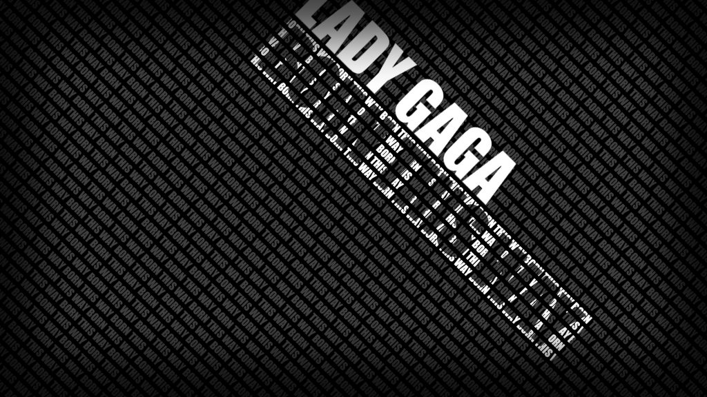 Lady Gaga HD Full HD Wallpaper