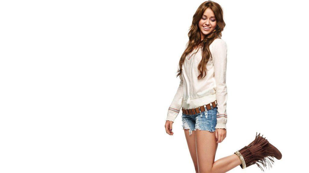 Miley Cyrus Full HD Wallpaper