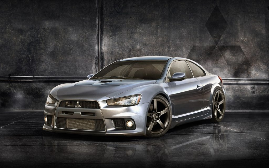 Mitsubishi Widescreen Wallpaper