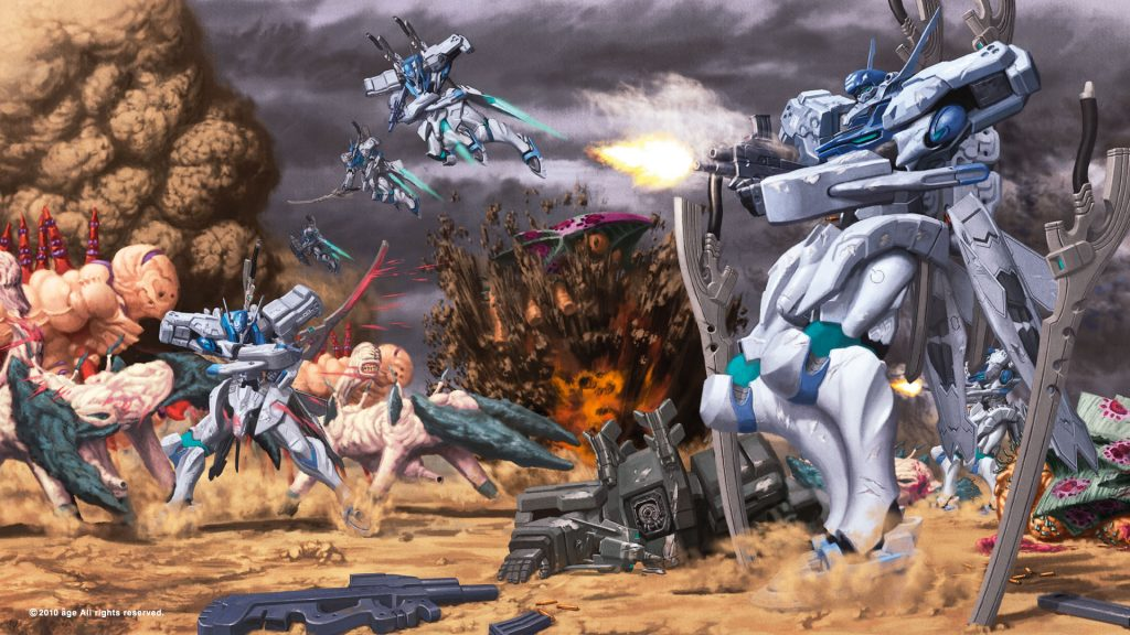 Muv-luv Full HD Wallpaper