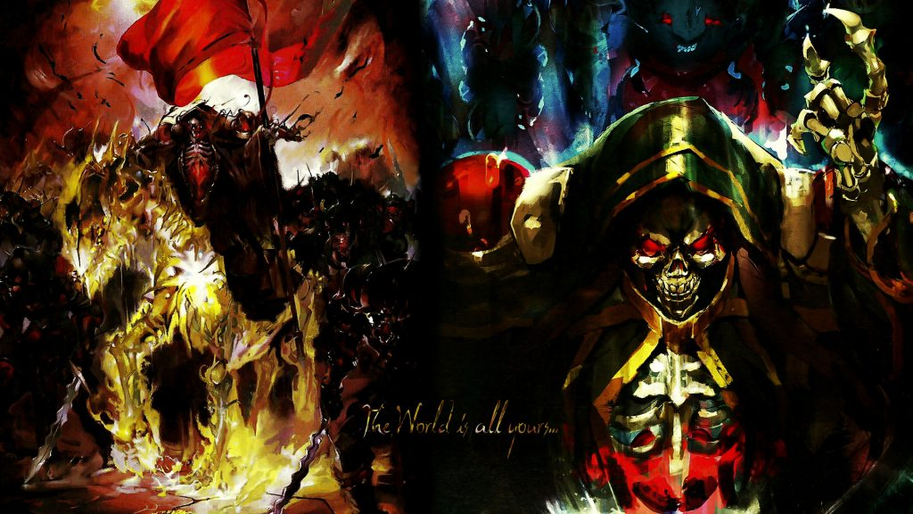 Overlord Full HD Wallpaper
