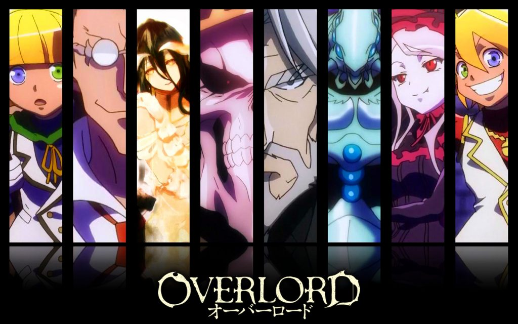 Overlord Widescreen Wallpaper