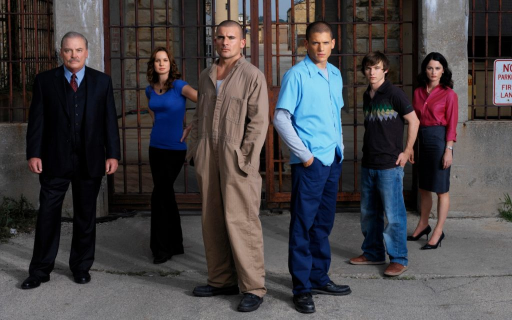 Prison Break Widescreen Wallpaper