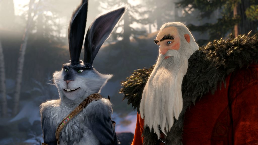 Rise Of The Guardians 4K UHD Wallpaper