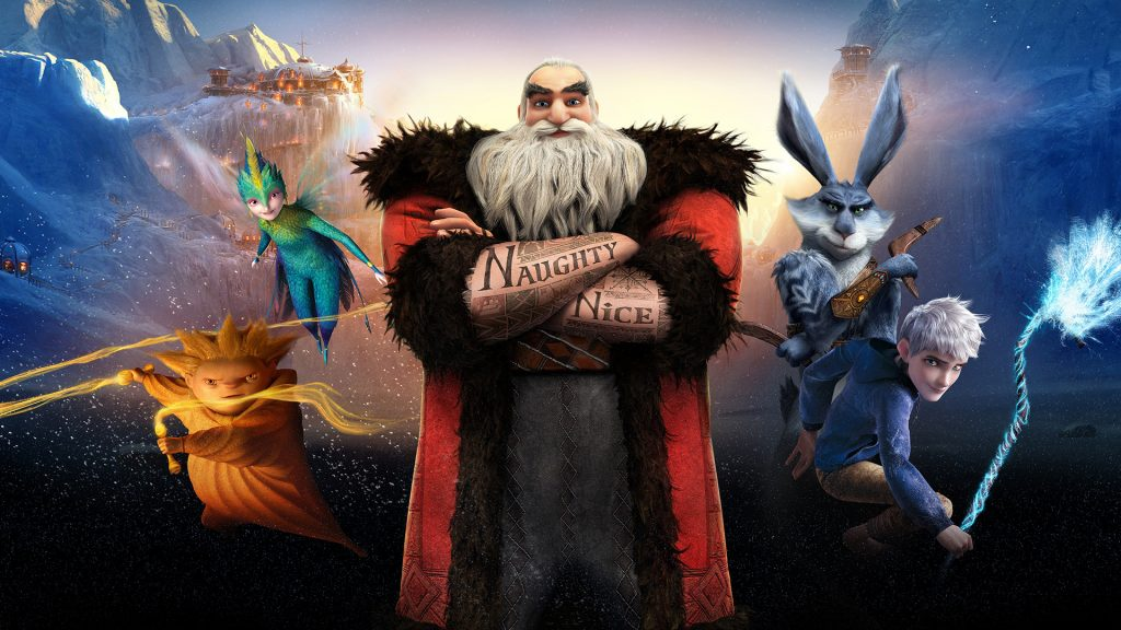 Rise Of The Guardians Full HD Wallpaper