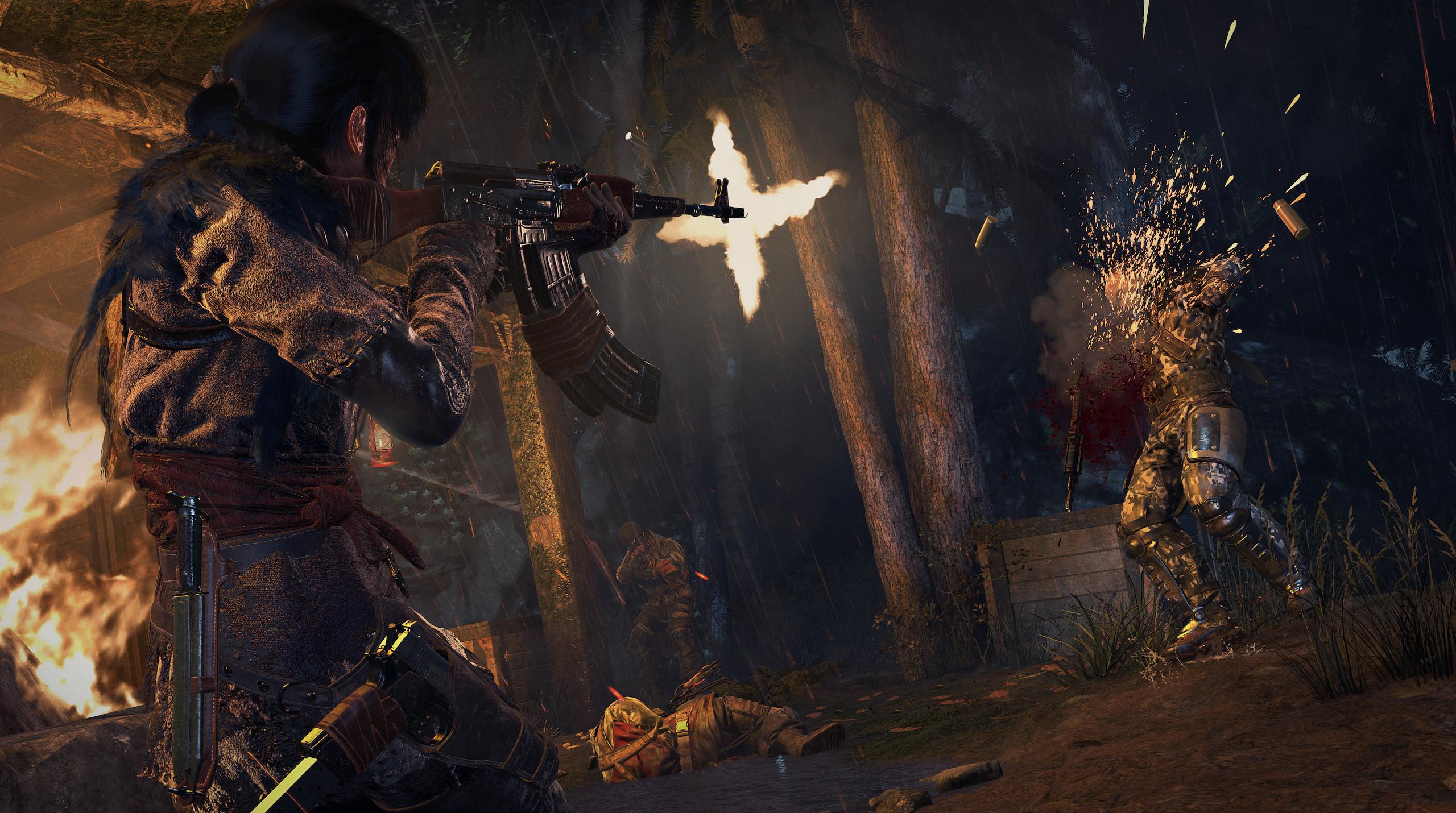 Rise Of The Tomb Raider überlebensverstecke