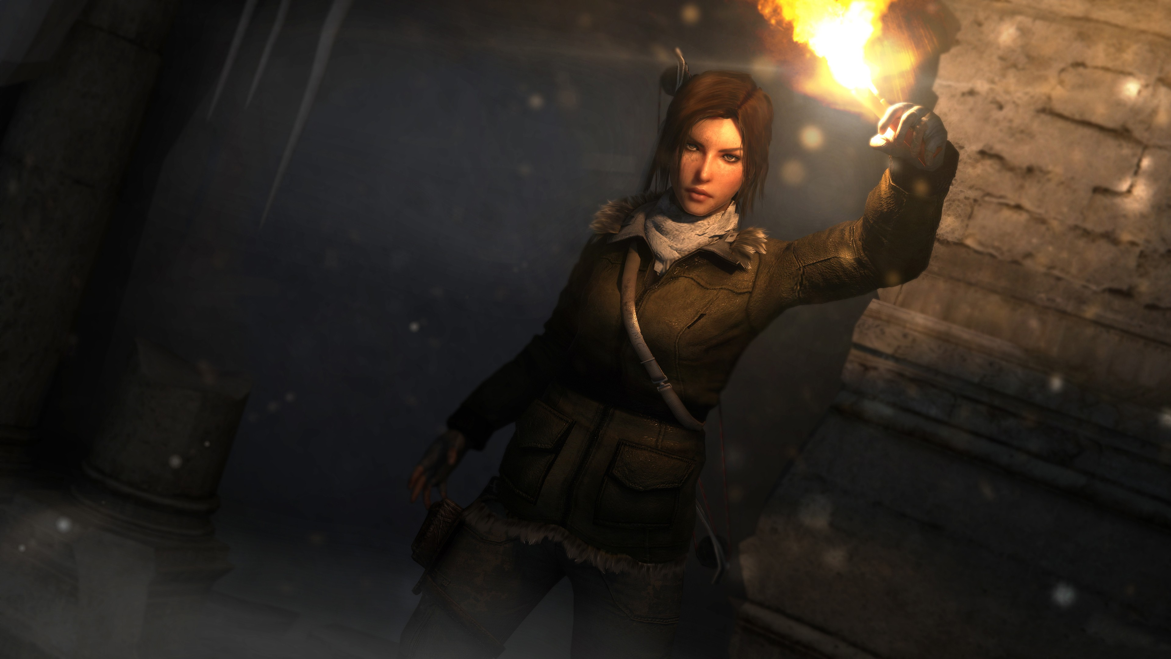 Rise of the tomb raider wallpapers pictures images - Rise of the tomb raider 4k wallpaper ...